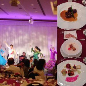 「ホテルセンチュリー静岡ディナーショー」