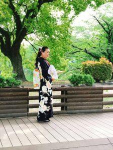 日本に恋した、フラメンコ